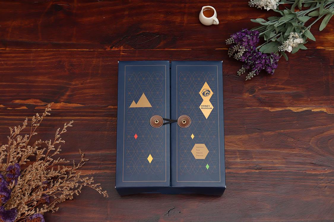 吉光森林蜂蜜禮盒